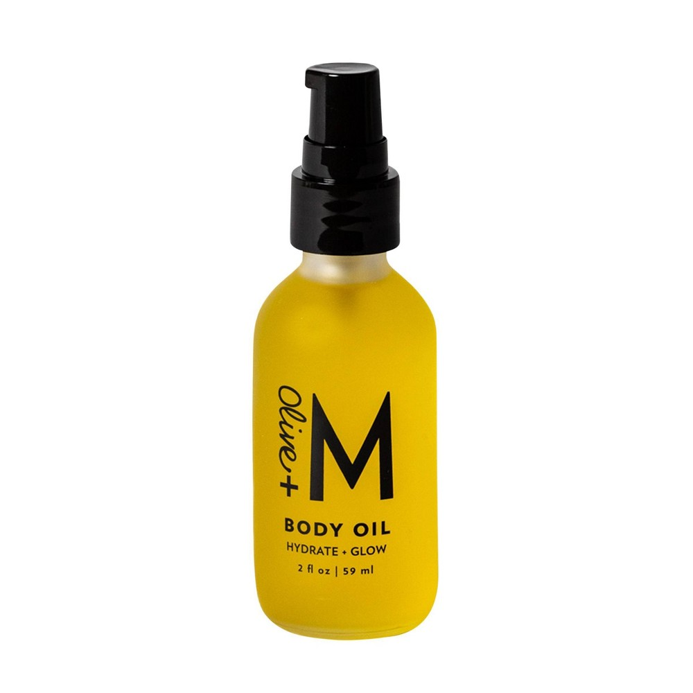 Image of Olive + M Hydrate + Glow Body Oil - 2 fl oz