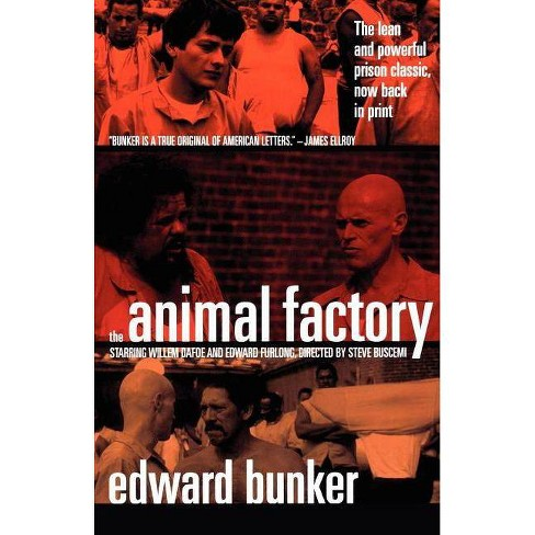 The Animal Factory - by  Edward Bunker (Paperback) - image 1 of 1