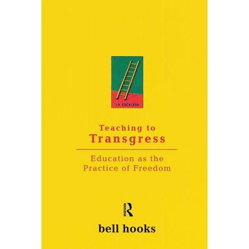 Teaching to Transgress - (Harvest in Translation) by  Bell Hooks (Paperback) - image 1 of 1