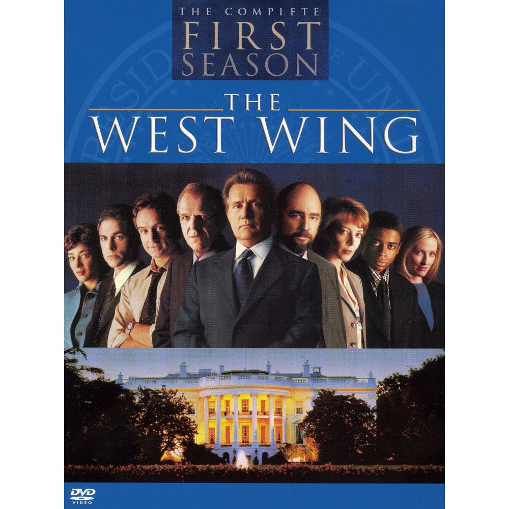 The West Wing: The Complete First Season [4 Discs]