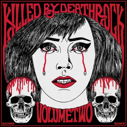 Various - Killed By Deathrock Vol 2 (CD) - image 1 of 1
