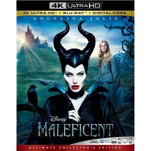 Maleficent 4k Uhd