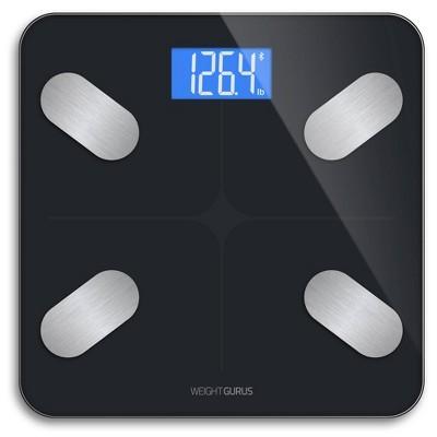 Bluetooth Scale Black - Weight Gurus
