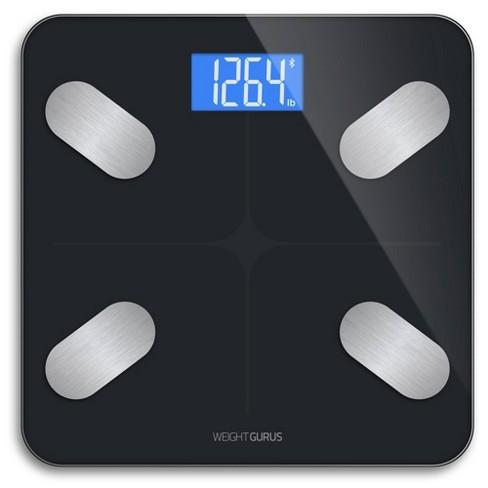 Bluetooth Scale Black - Weight Gurus - image 1 of 4