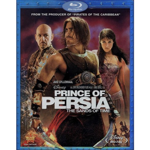 Prince Of Persia The Sands Of Time Blu Ray Widescreen Target