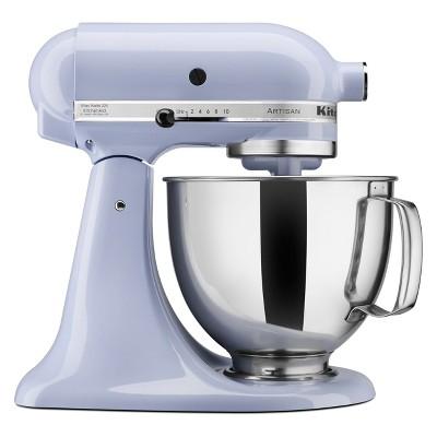 KitchenAid Refurbished 5qt Artisan Stand Mixer Lavender - RRK150LV