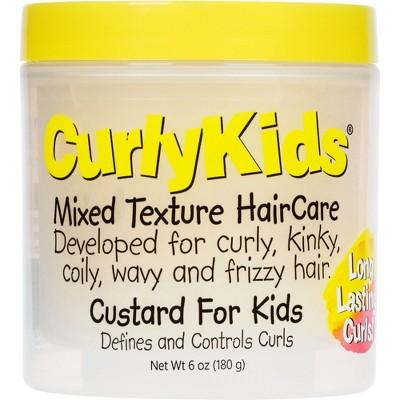 CurlyKids Custard for Kids - 6oz