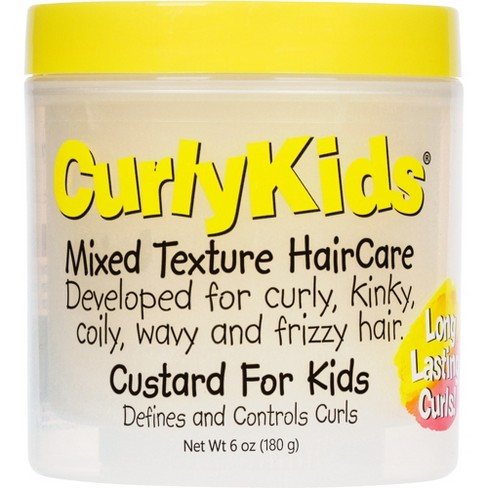 CurlyKids Custard for Kids - 6oz - image 1 of 1