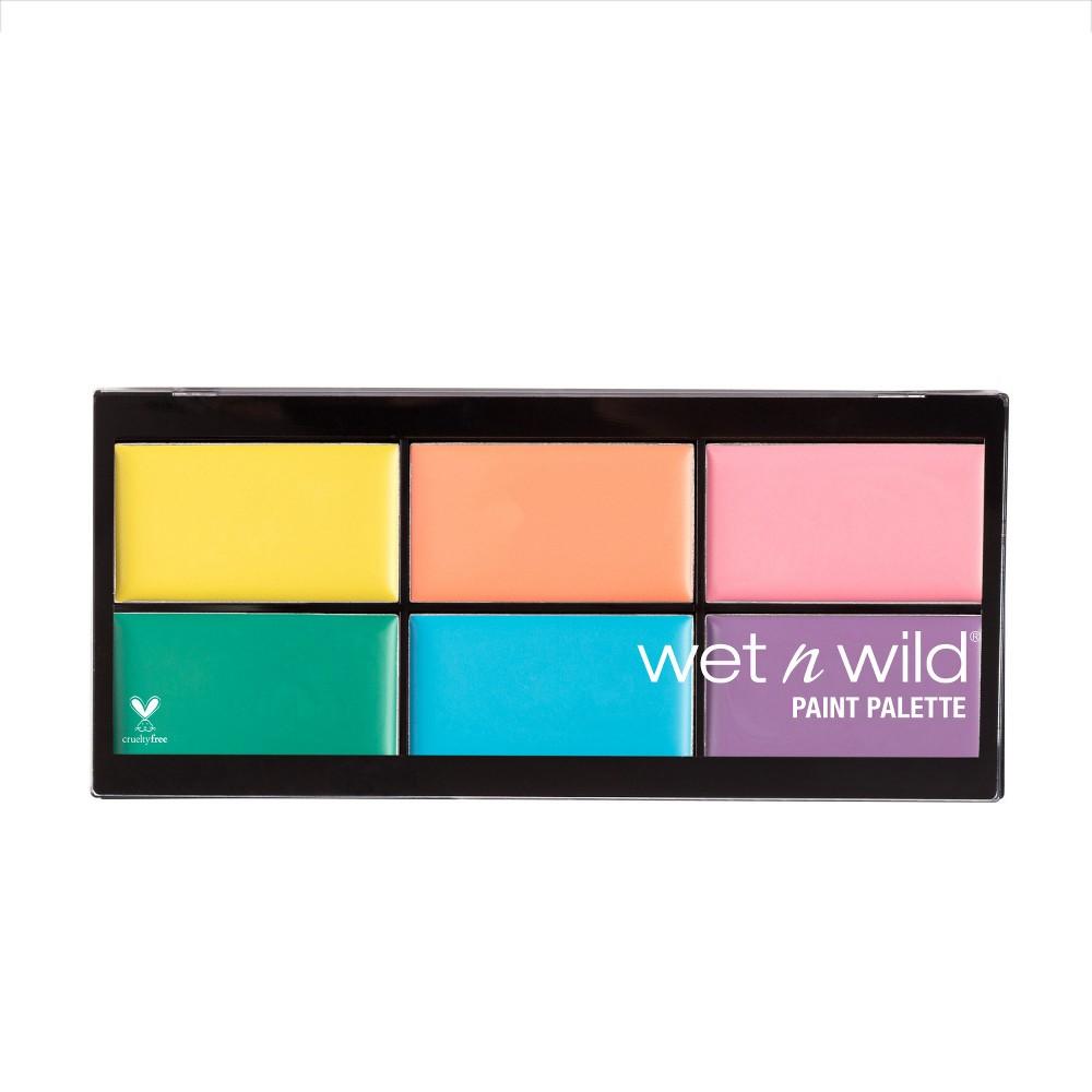 Wet n Wild Fantasy Makers Pastels Paint Palette - .25oz