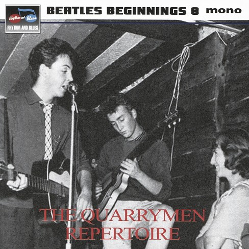 Various - Beatles beginnings 8 quarrymen repert (CD) - image 1 of 1