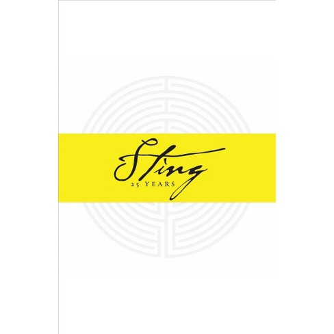 Sting - 25 Years (CD) - image 1 of 1