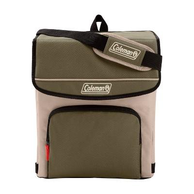 Coleman Collapsible Soft Sided 45qt Cooler Bag - Olive