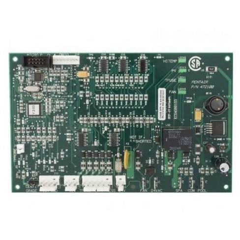 Pentair MiniMax Series Pool Heater Digital Temperature Control Board |  472100