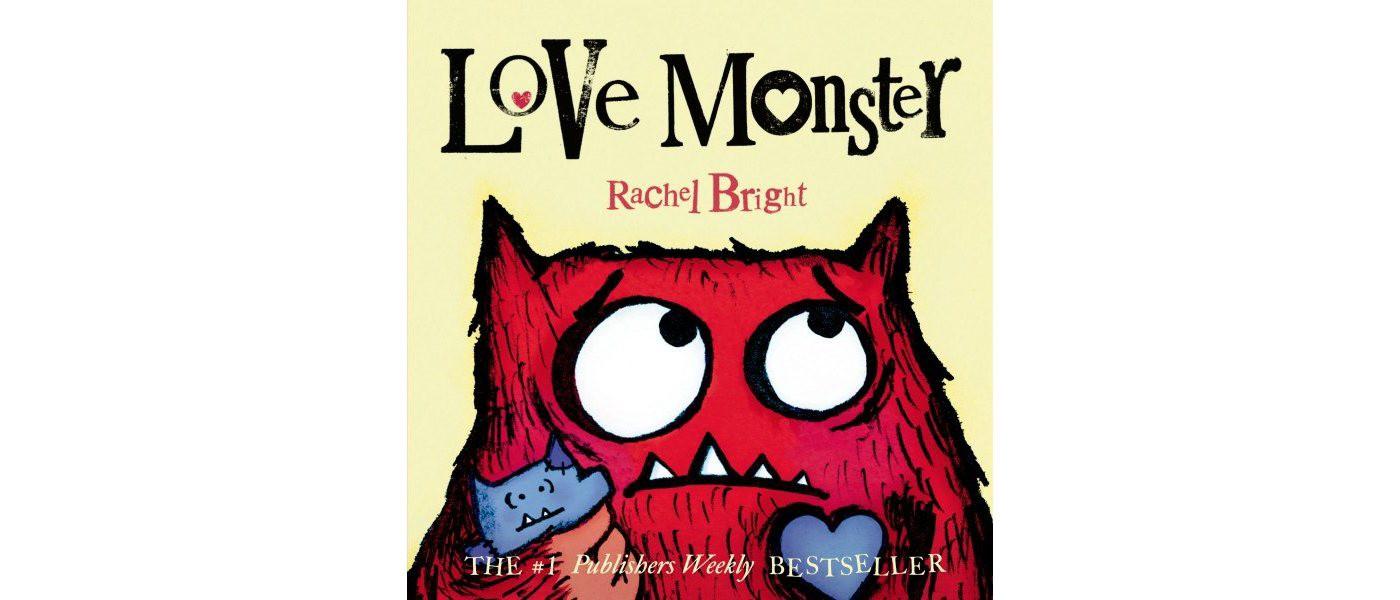Love Monster 07/14/2015 Juvenile Fiction - image 1 of 1