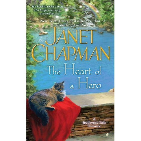 The Heart of a Hero (Paperback) by Janet Chapman - image 1 of 1