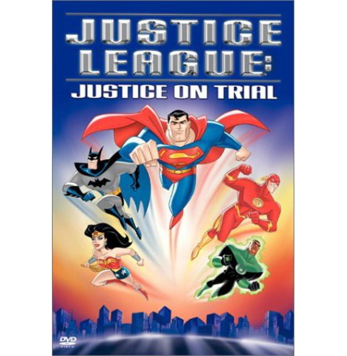 Justice League: Justice On Trial (DVD) - image 1 of 1