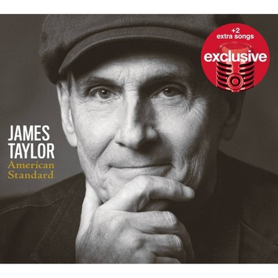 James Taylor - American Standard (Target Exclusive, CD)