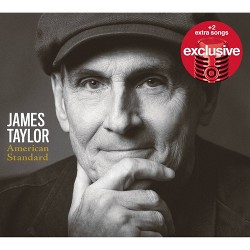 James Taylor - American Standard (Target Exclusive, CD)