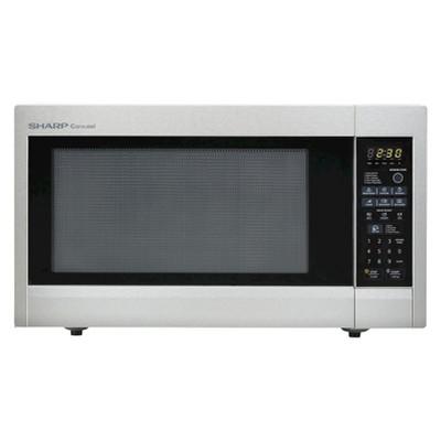 Sharp 2.2 Cu. Ft. 1200 Watt Microwave Oven - Stainless Steel R651ZS