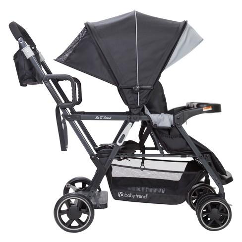 Baby Trend Sit N Stand Sport Stroller Moonstruck Target