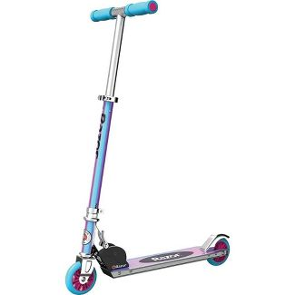 Razor Holographic A Kick Scooter - Silver