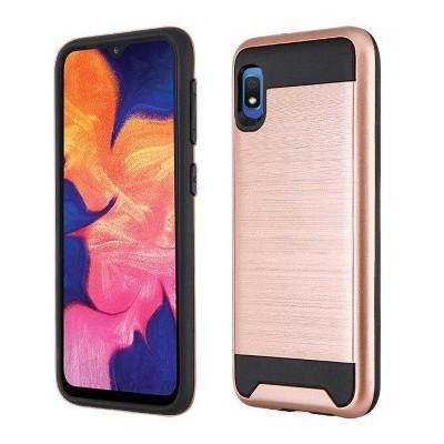 ASMYNA For Google Phone Hard TPU Hybrid Brushed Case Cover