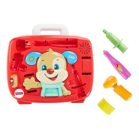 Fisher-Price Laugh and Learn Puppy's Check-up - image 1 of 16