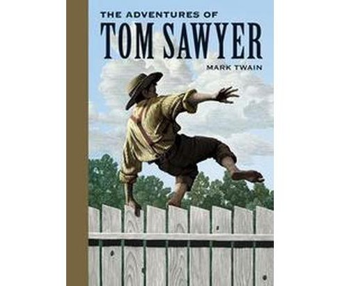 Adventures of Tom Sawyer (Hardcover) (Mark Twain) - image 1 of 1