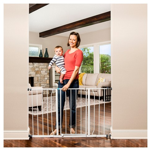 Regalo Easy Open Extra Wide Baby Gate Target