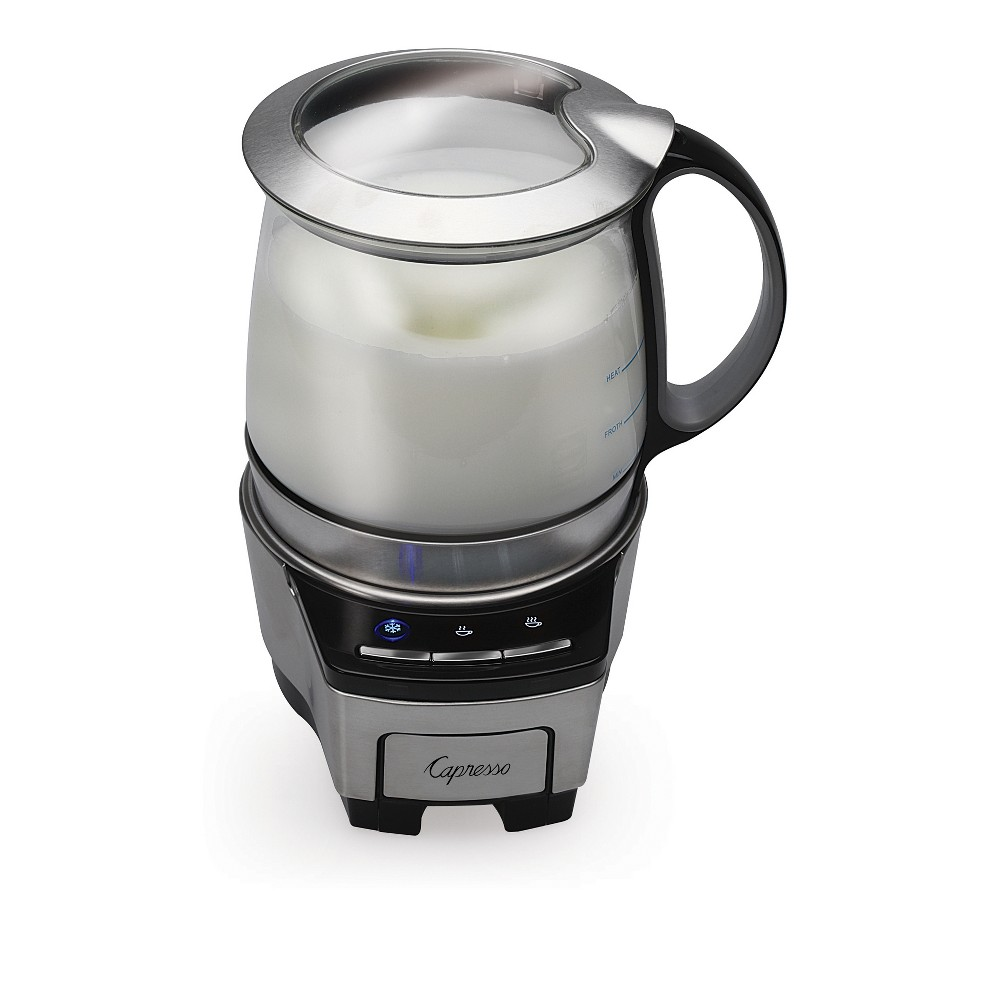 Capresso Frothtec Automatic Milk Frother, Silver