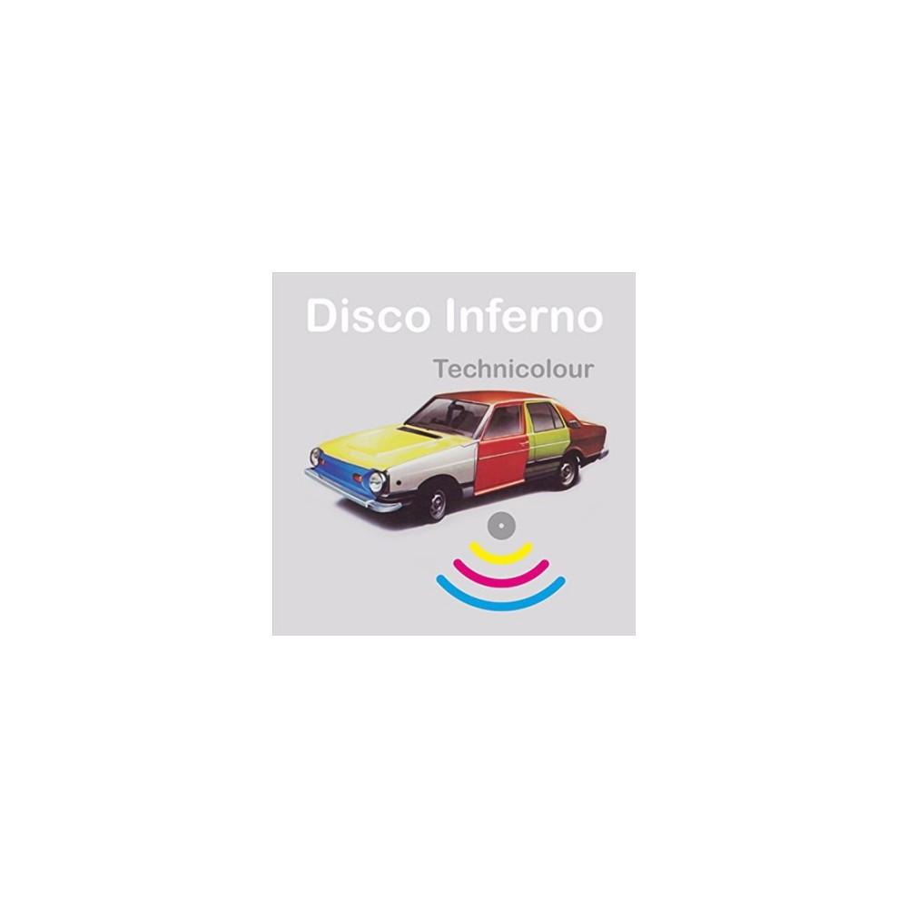 Disco Inferno - Technicolour (Vinyl)