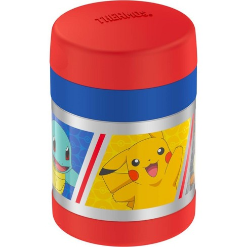 Thermos Pokemon 10oz FUNtainer Food Jar with Spoon - image 1 of 4