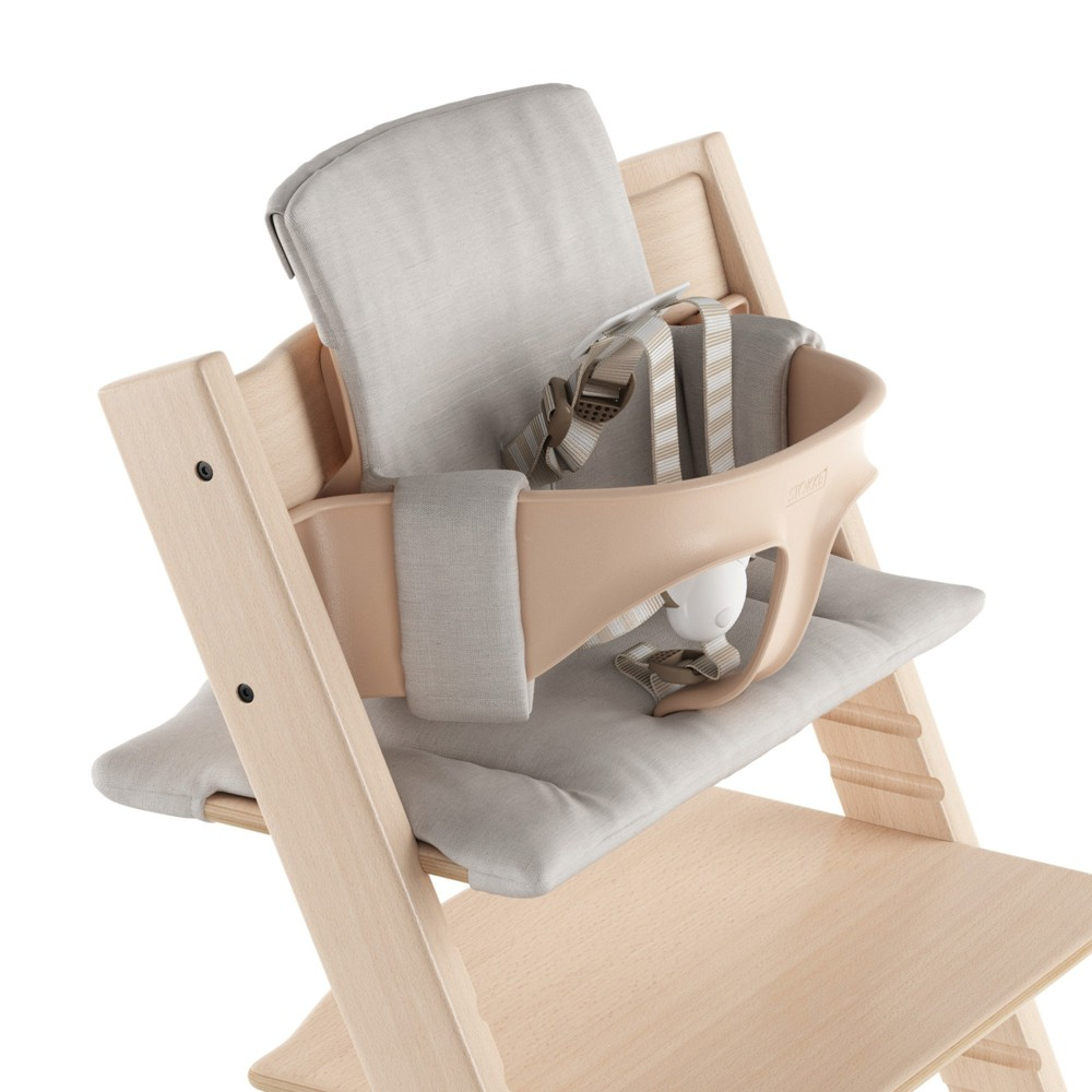 Stokke Tripp Trapp Classic High Chair Cushion - Gray Melange