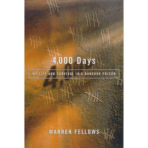 4,000 Days - by  Warren Fellows (Paperback) - image 1 of 1