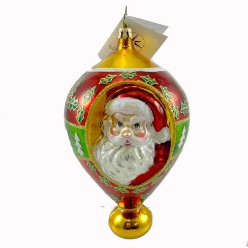 Christopher Radko Merry Portrait Ornament - image 1 of 2