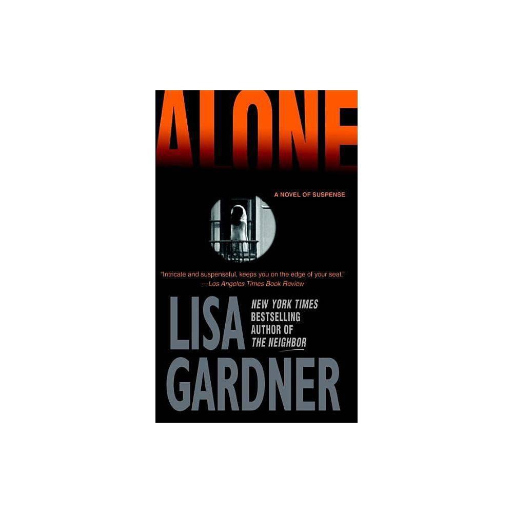 Alone By Lisa Gardner Paperback