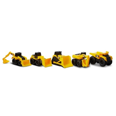 CAT Little Machines 5-pack
