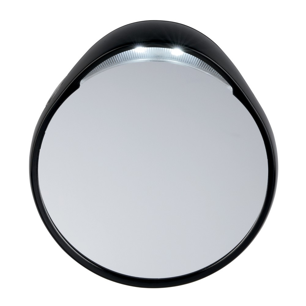 Image of Tweezerman 10X Lighted Mirror