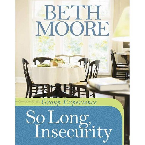 So Long, Insecurity Group Experience - by  Beth Moore (Paperback) - image 1 of 1