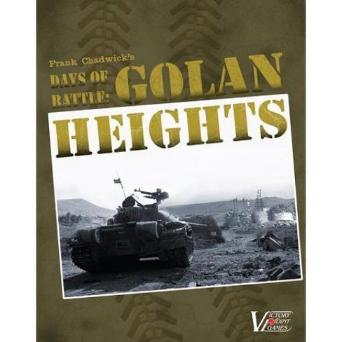 Days of Battle - Golan Heights Board Game - image 1 of 1