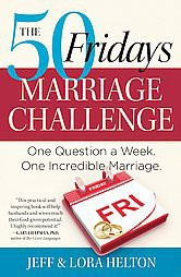 The 50 Fridays Marriage Challenge (Paperback)