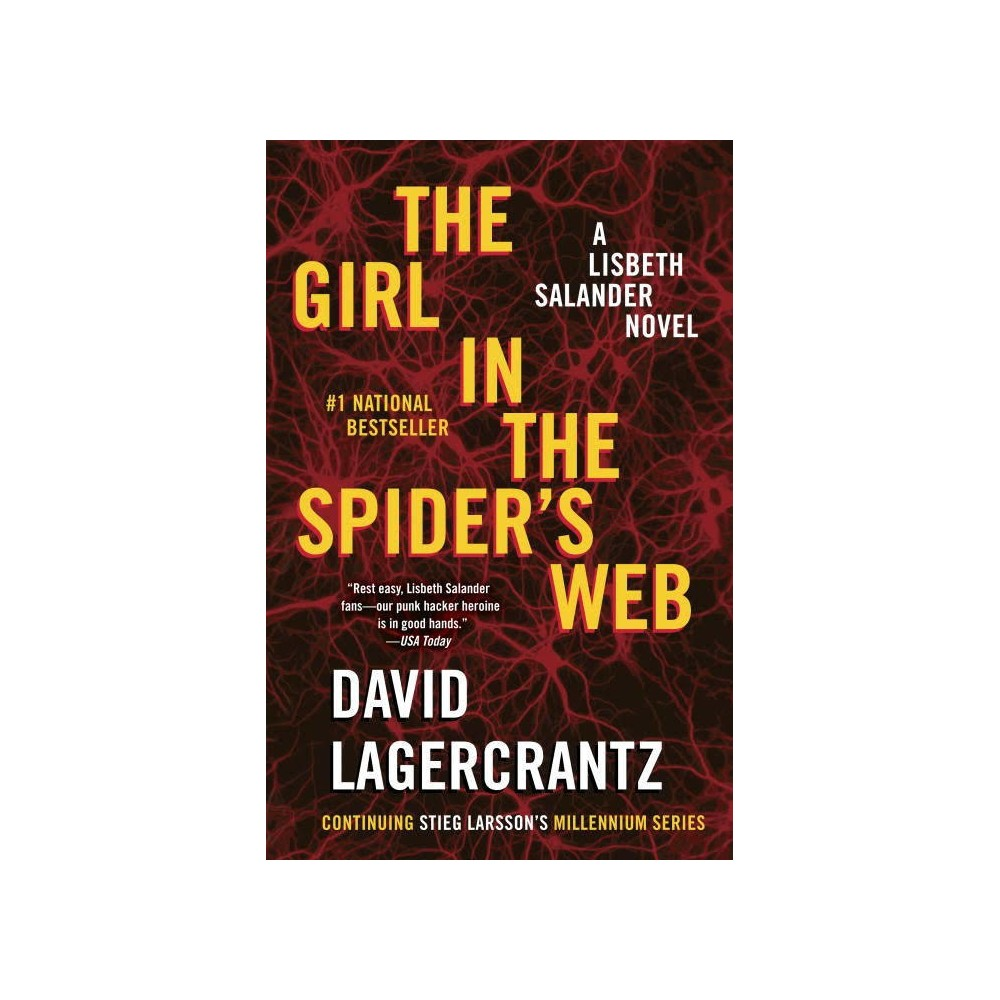 The Girl in the Spider's Web (Hardcover) (David Lagercrantz)