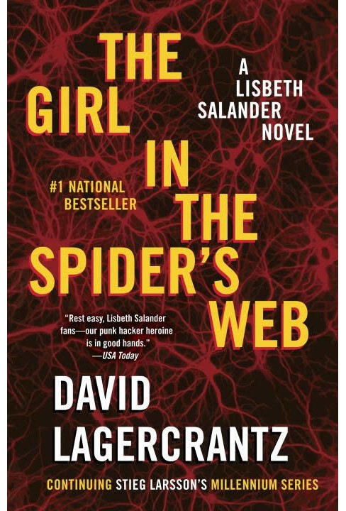 The Girl in the Spider's Web (Hardcover) (David Lagercrantz) - image 1 of 1