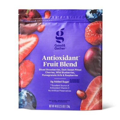 Antioxidant Frozen Fruit Blend - 40oz - Good & Gather™
