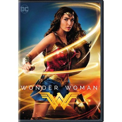 Wonder Woman (2017)(Special Edition)(2 Disc)(DVD)