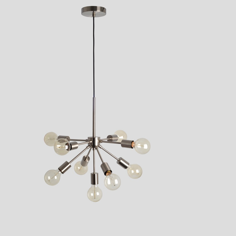 Menlo Asterisk Ceiling Light Nickel - Project 62 was $176.99 now $88.49 (50.0% off)