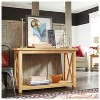 Country Lodge Console Table - Pine - Home Styles - image 2 of 2
