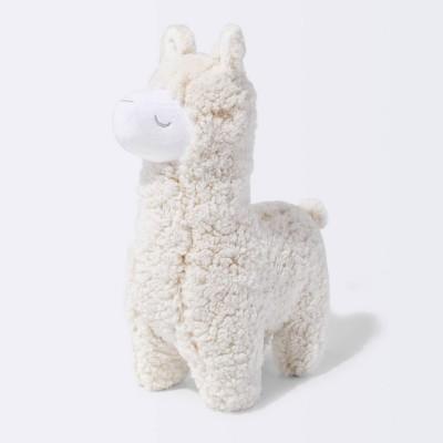 Plush Llama Stuffed Animal - Cloud Island™ Cream
