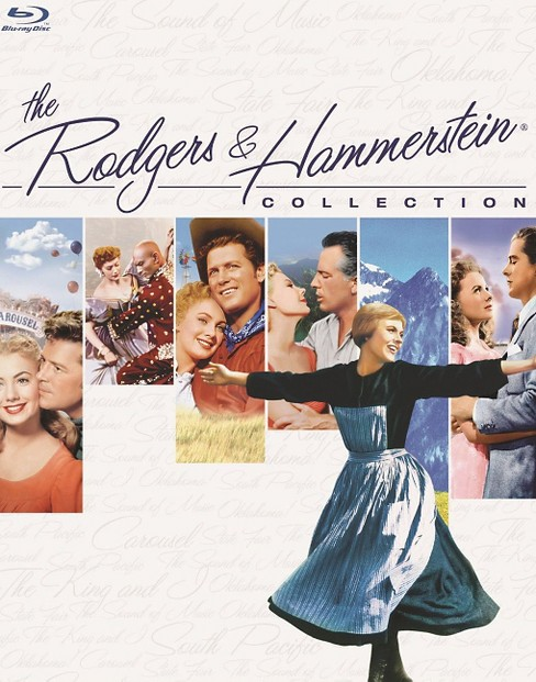 Rodgers And Hammerstein Collection (Blu-ray) - image 1 of 1