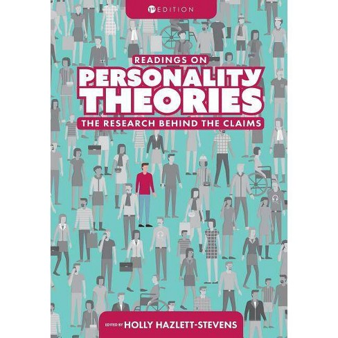Readings on Personality Theories - by  Holly Hazlett-Stevens (Paperback) - image 1 of 1